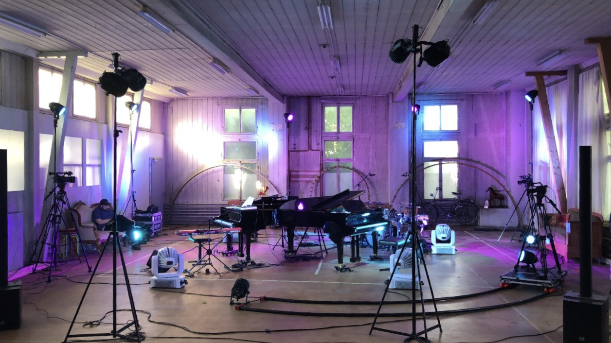 Streaming duet / 4tet w/ Claude Diallo avail. to re-watch