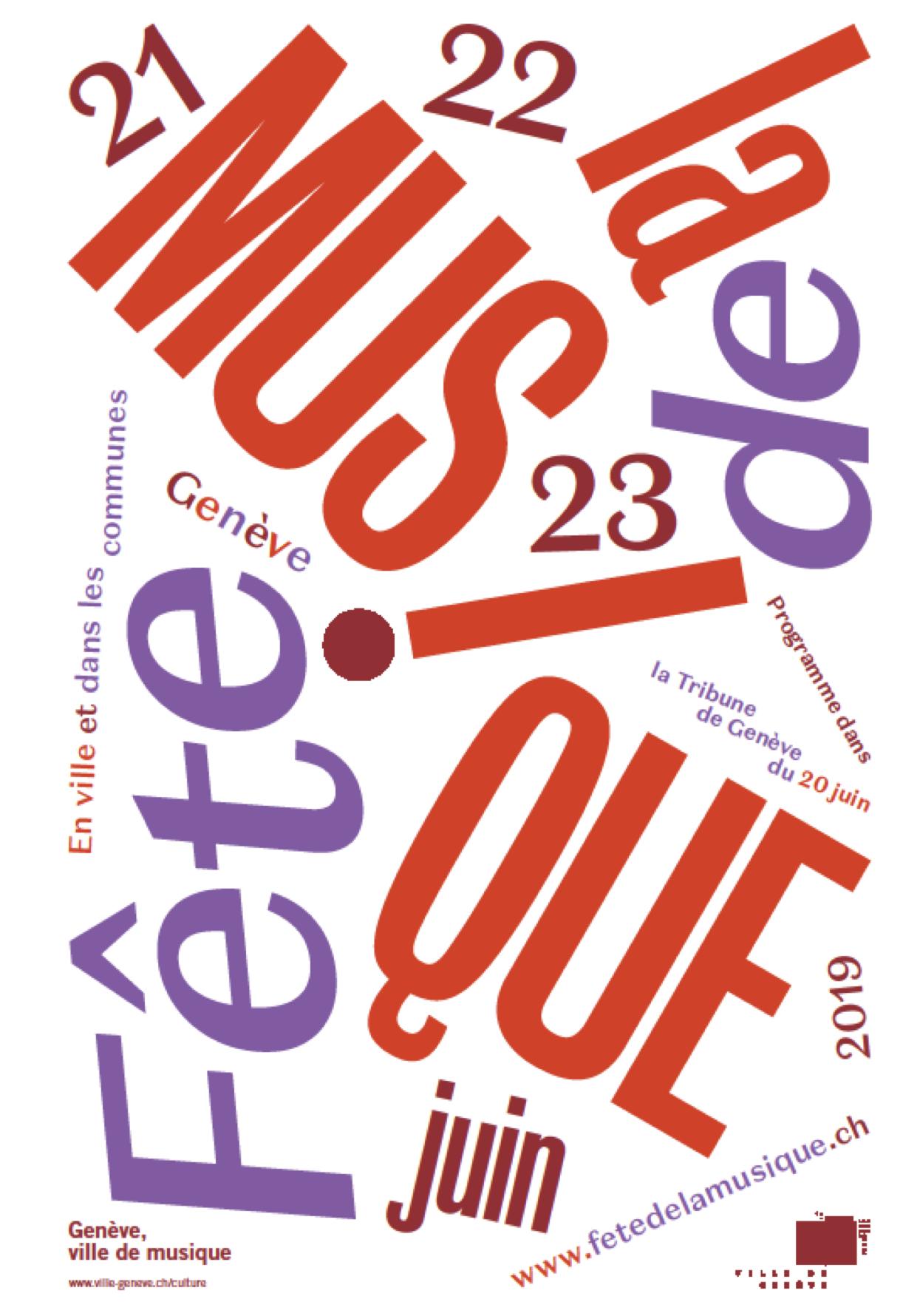 Fête de la Musique 2019: déambulation & concert